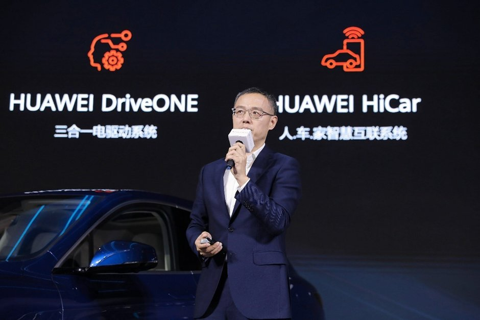 Huawei incepe vanzarea de masini electrice bazate pe tehnologia proprie