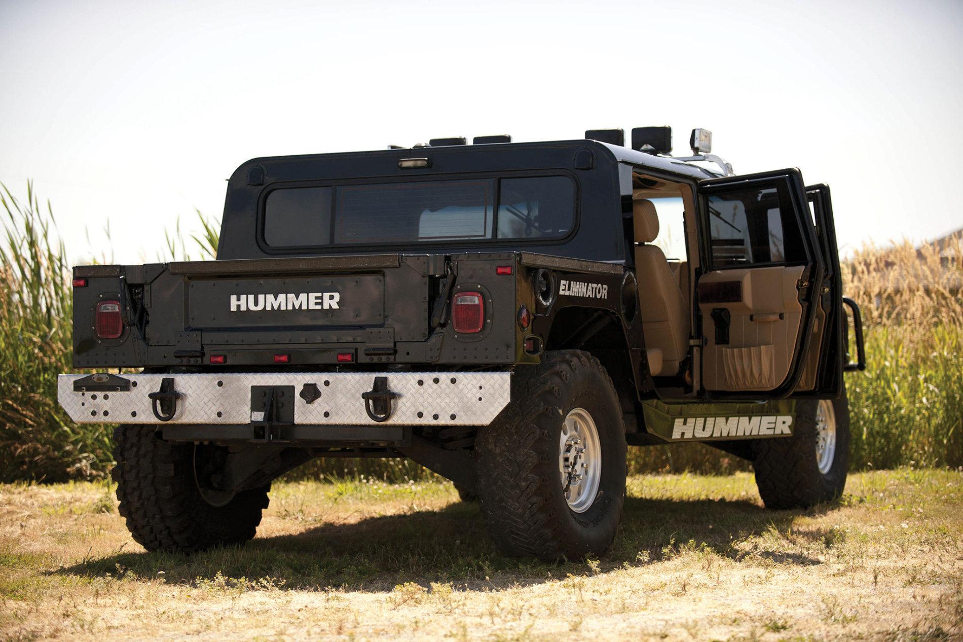 Hummer H1 detinut de Tupac Shakur - Hummer H1 detinut de Tupac Shakur