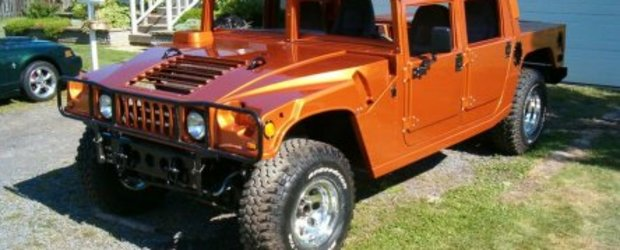 Hummer H1 din piese Ford