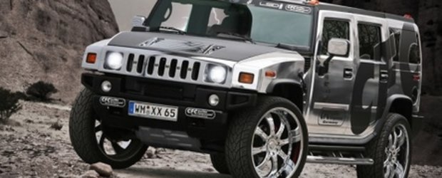 Hummer H2 pimped by CFC