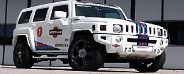 Hummer H3 V8 Kompressor by Geiger