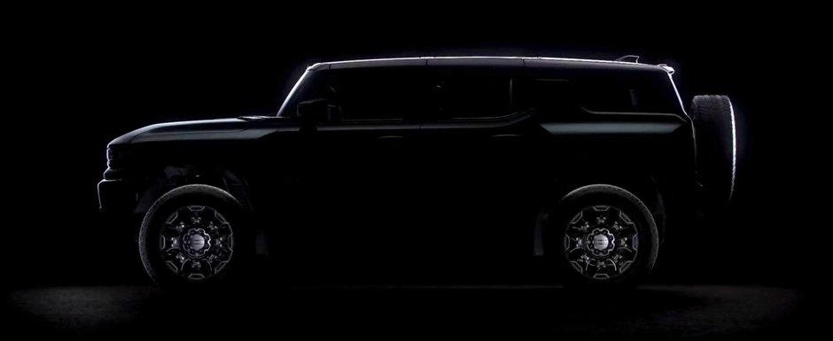 HUMMER se intoarce! Americanii anunta noi detalii despre SUV-ul cu 1.000 CP si 15.592 Nm sub capota