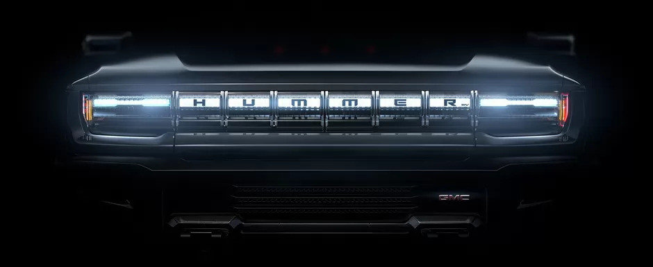HUMMER se intoarce! Americanii anunta noi detalii despre modelul cu 1.000 CP si 15.592 Nm sub capota