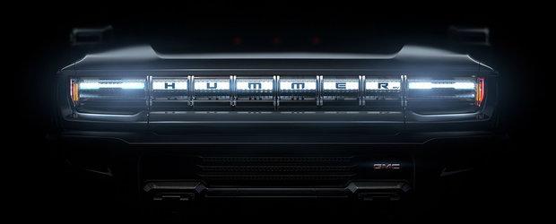 HUMMER se intoarce! Americanii anunta noul model cu 1.000 CP si 15.592 Nm sub capota