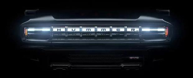 HUMMER se intoarce! Americanii au publicat noi detalii despre modelul cu 1.000 CP si 15.592 Nm sub capota