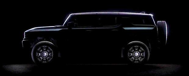HUMMER se intoarce! Americanii au publicat noi detalii despre SUV-ul cu 1.000 CP si 15.592 Nm sub capota