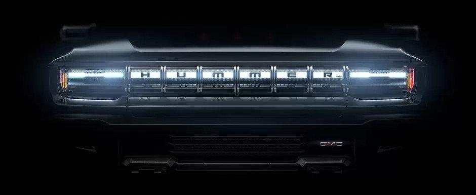 HUMMER se intoarce! Americanii publica noi imagini cu modelul de 1.000 CP si 15.592 Nm