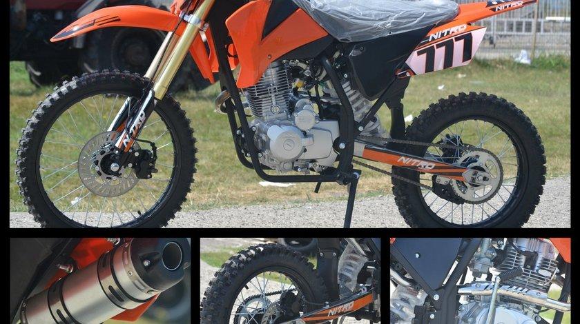 Hurricane Dirt bike 300cc  Garantie 12Luni