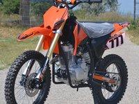 Hurricane Dirt bike 300cc  Sport-Man