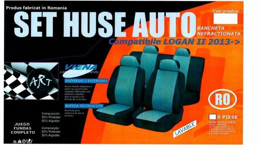 Husa auto compatibile Dacia MCV cu 5 locuri. Calitate Premium AutoCars