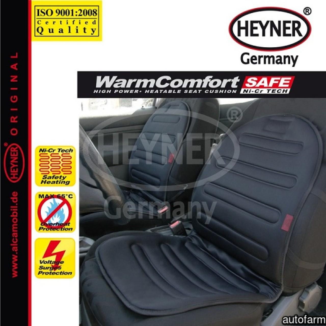 HUSA AUTO CU INCALZIRE 12V HEYNER 504 000 <br>