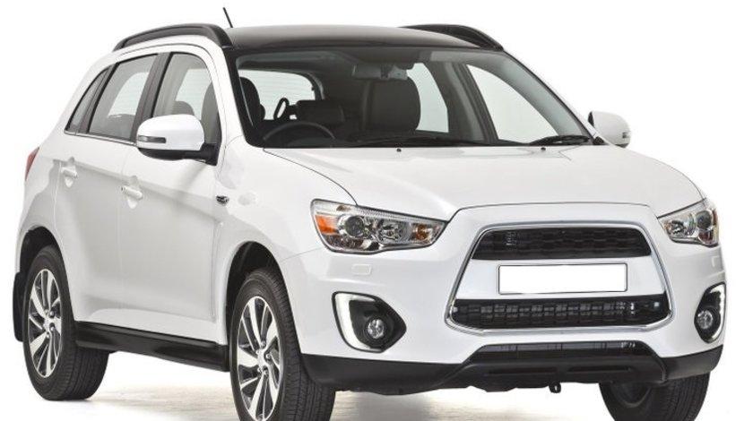 Husa auto dedicate Mitsubishi ASX 2010-2016 FRACTIONATE. Calitate Premium AutoCars