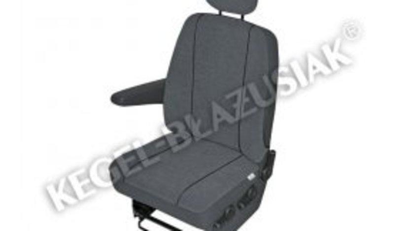 Husa auto scaunul soferului pentru Citroen Jumpy, Fiat Scudo, Ford Transit, Mercedes Vito, Nissan Primastar, Opel Vivaro, VW T6, Renault Master