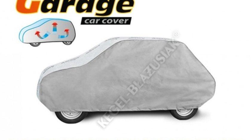 Husa exterioara Mobile Garage S pentru Fiat 126, Mini Cooper 2000-, lungime 300-310cm Kft Auto