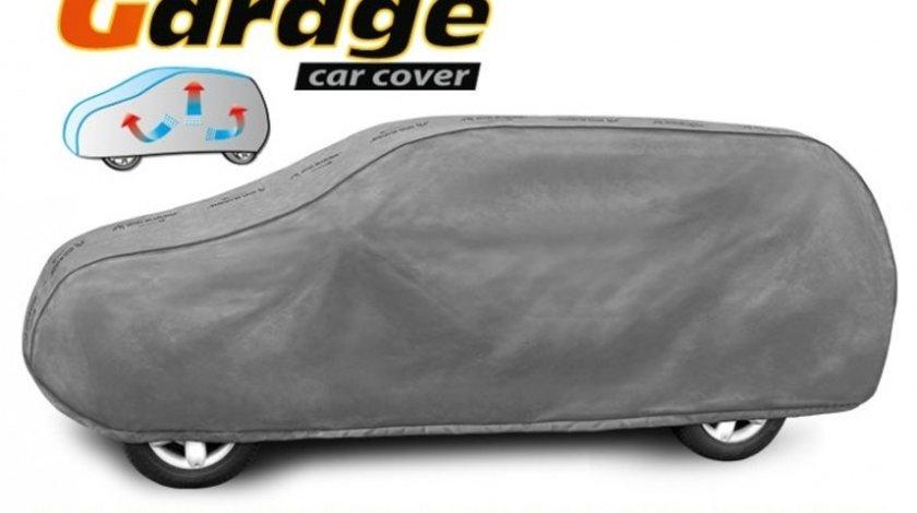 Husa exterioara Mobile Garage XL pickup hardtop , lungime 490-530 cm