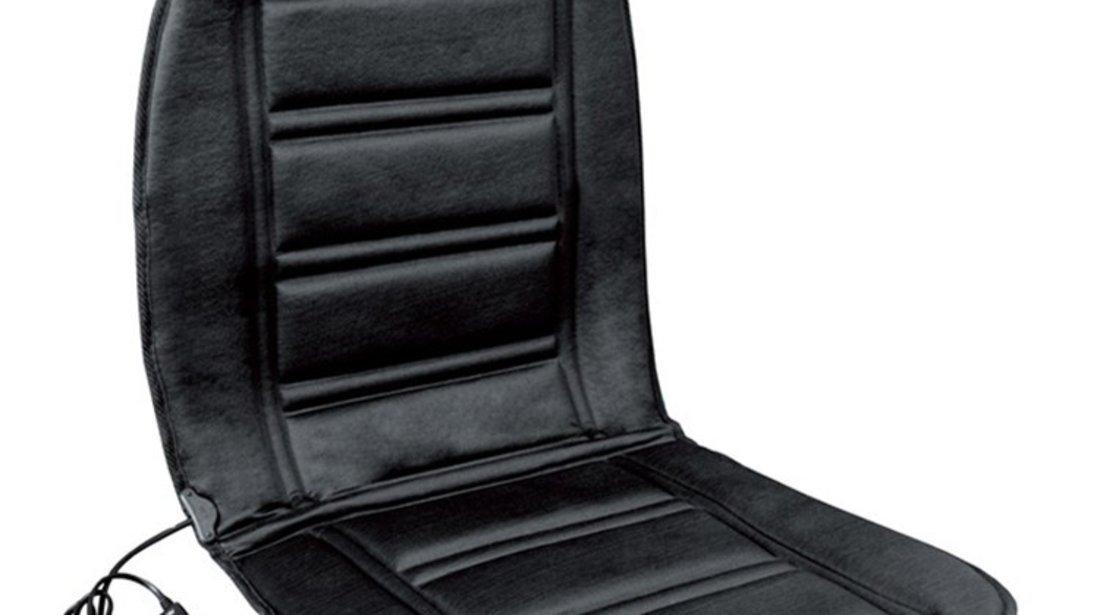 Husa Incalzire Scaun Universala Alimentare 12V Cu Telecomanda 2 Trepte Model TSS H 200