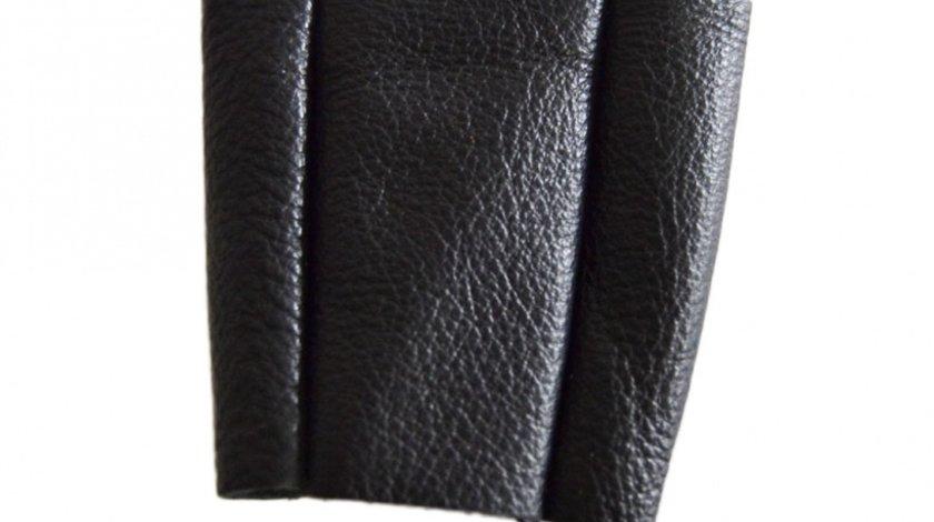 Husa pentru nuca schimbator Ford Mondeo 3 2003- Imbracatura piele de culoare neagra