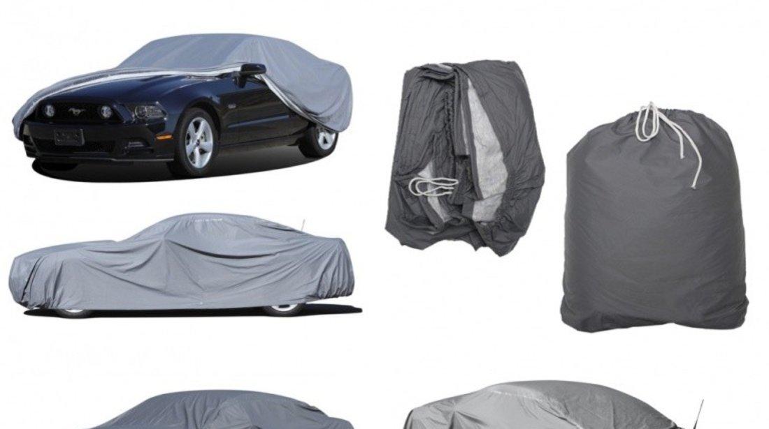 Husa Prelata Auto Alfa Romeo 147 Impermeabila, Anti-Umezeala, Anti-Zgariere si cu Aerisire, Material Premium