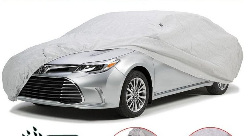 Husa Prelata Auto Aston Martin Lagonda Impermeabila, Anti-Umezeala, Anti-Zgariere si cu Aerisire, Material Premium