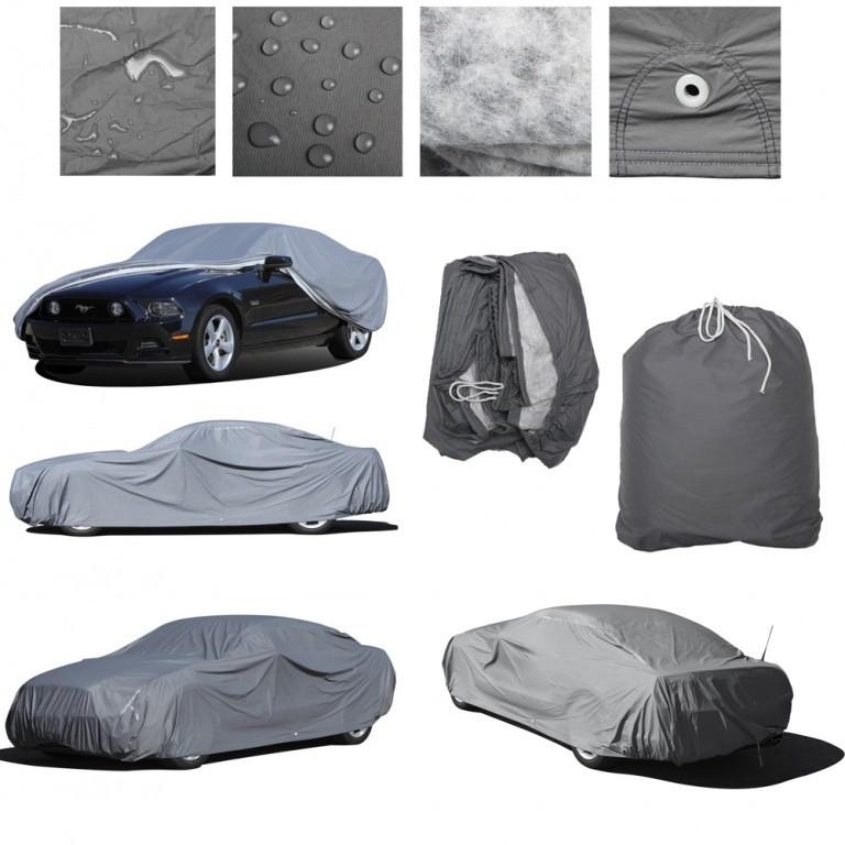 Husa Prelata Auto Opel Astra G Hatchback Impermeabila, Anti-Umezeala, Anti-Zgariere si cu Aerisire, Material Premium