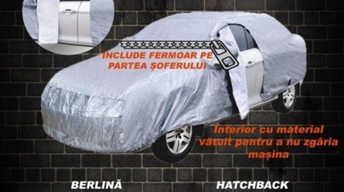 Husa Prelata Auto Skoda Fabia Break Impermeabila, Anti-Umezeala, Anti-Zgariere si cu Aerisire, Material Premium