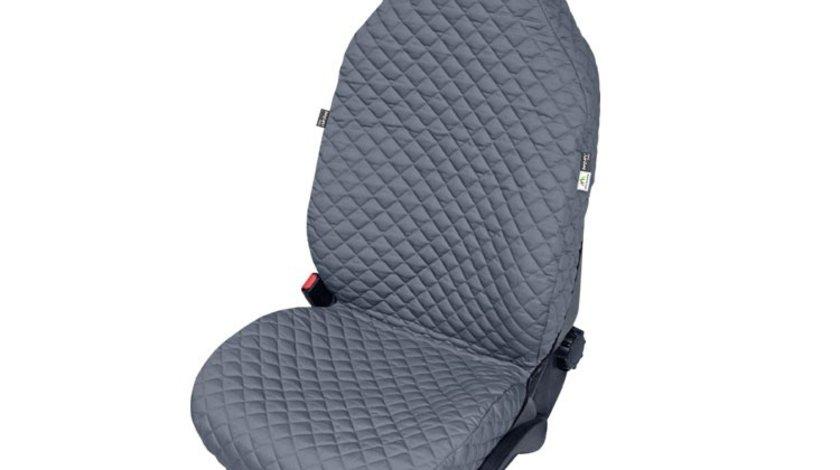 Husa scaun auto Confort Gri -model universal