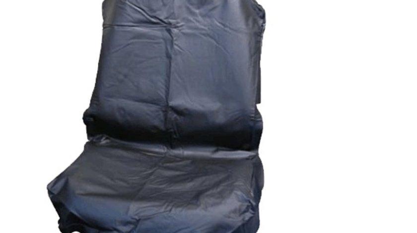 Husa scaun auto de protectie imitatie piele pentru mecanici , service , 1buc.