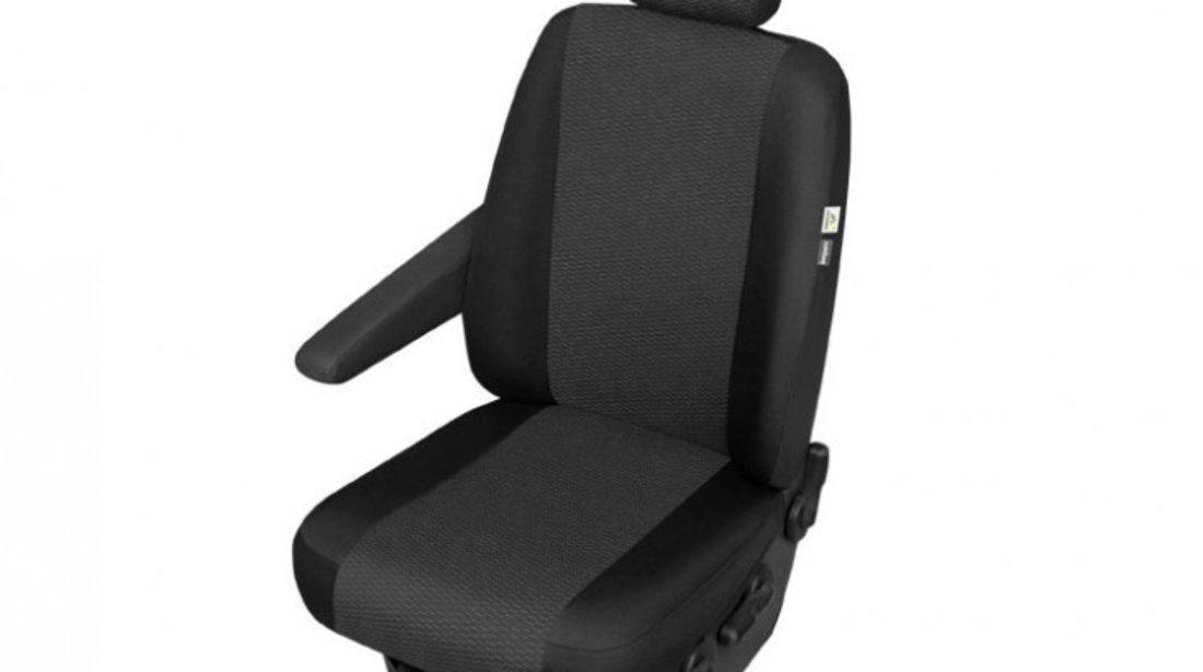 Husa scaun auto sofer Ares DV1 Master pentru Renault Master 3 dupa 2010, Opel Movano II dupa 2010 si Nissan NV400 modelul pana in 2015