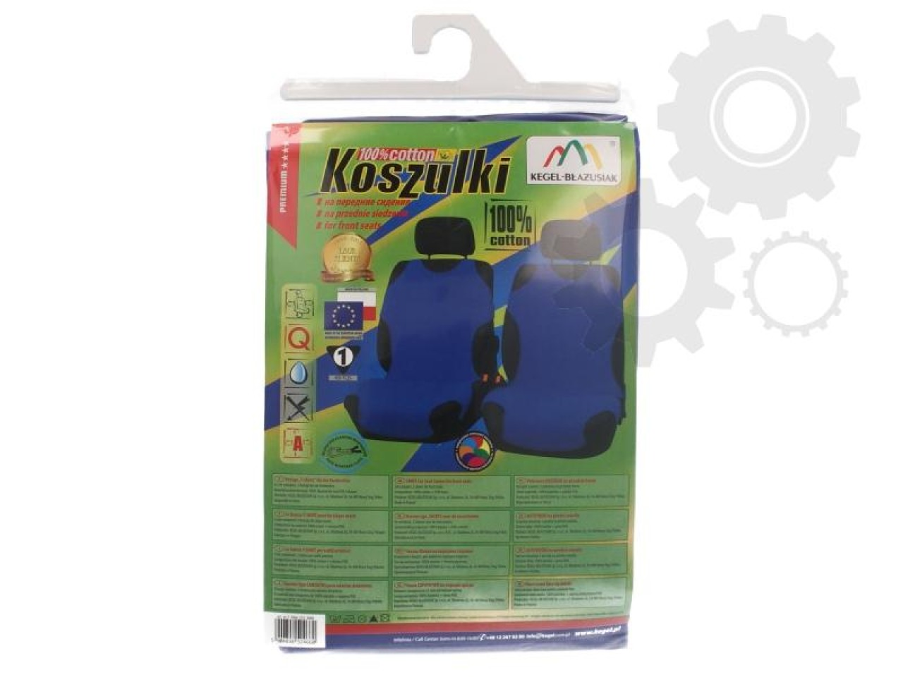 Husa scaun FIAT REGATA 138 Producator KEGEL 5-1066-253-3040