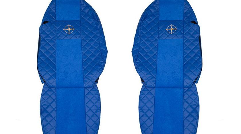Husa scaun MERCEDES-BENZ ACTROS MP2 / MP3 Producator F-CORE FX10 BLUE