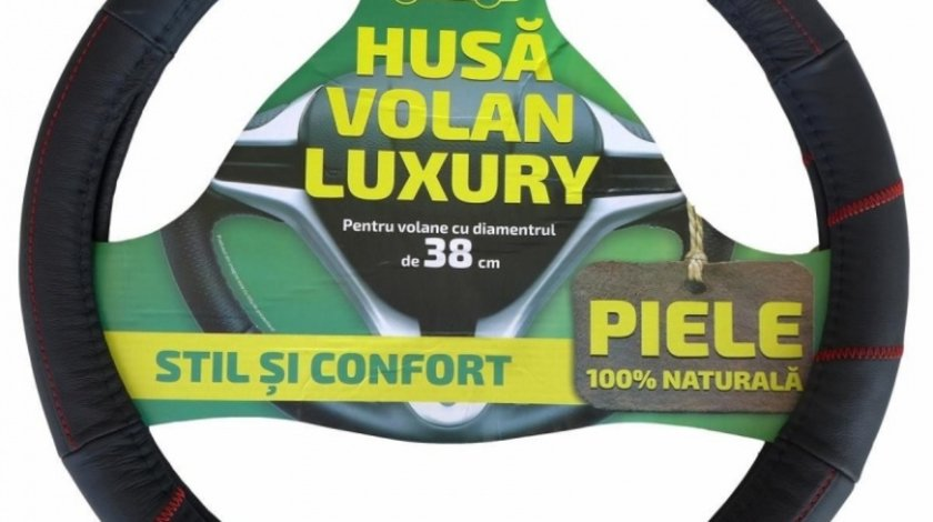 Husa Volan Ro Group Piele Naturala Luxury IN1979