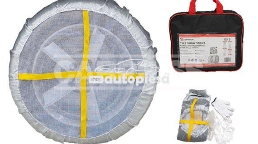 Huse antiderapante pentru roti 225/50 R16 - set 2 bucati CARPRISS 69250078 produs NOU