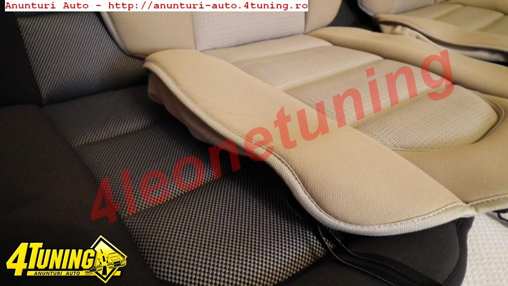 Huse Auto Bej Crem BMW ser 3 E46/E90/F30,ser 5 E39/E60/F10,seria 7 BMW X1,X3,X5,X6 BMW CABRIO,Z3,Z4