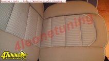 HUSE AUTO BEJ CREM PENTRU VW PASSAT VW PASSAT CC S...