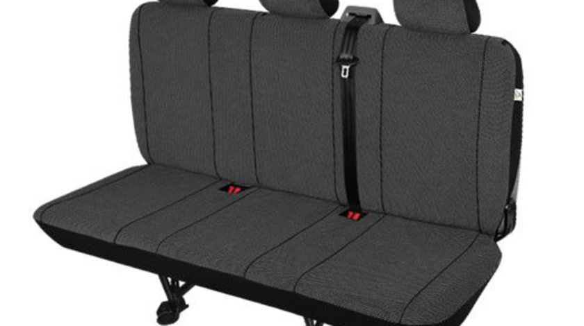 Huse scaun bancheta auto cu 3 locuri Scotland DV3 pentru Citroen Jumper, Daewoo Lublin, Fiat Ducato, Scudo, Ford Transit, Opel Movano, Renault Trafic, Master, Vw T6, Crafter