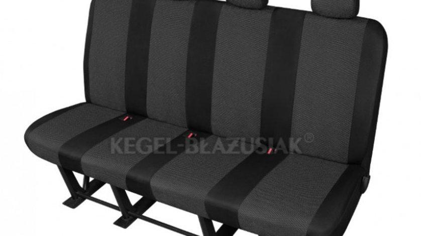 Huse scaun bancheta auto cu 4 locuri Ares DV4 XXL pentru Fiat Ducato, Ford Transit, Mercedes Sprinter, Vito, Peugeot Boxer
