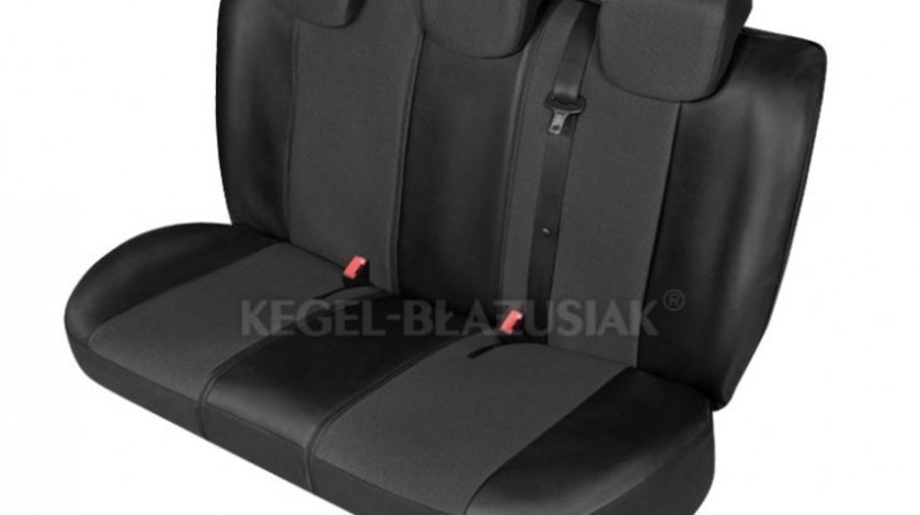 Huse scaune auto Centurion Negru marimea L-XL, Spate set huse auto Kegel