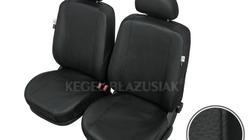 Huse scaune auto Practical L-Size Super AirBag - Fata set huse auto imitatie piele Kegel Kft Auto