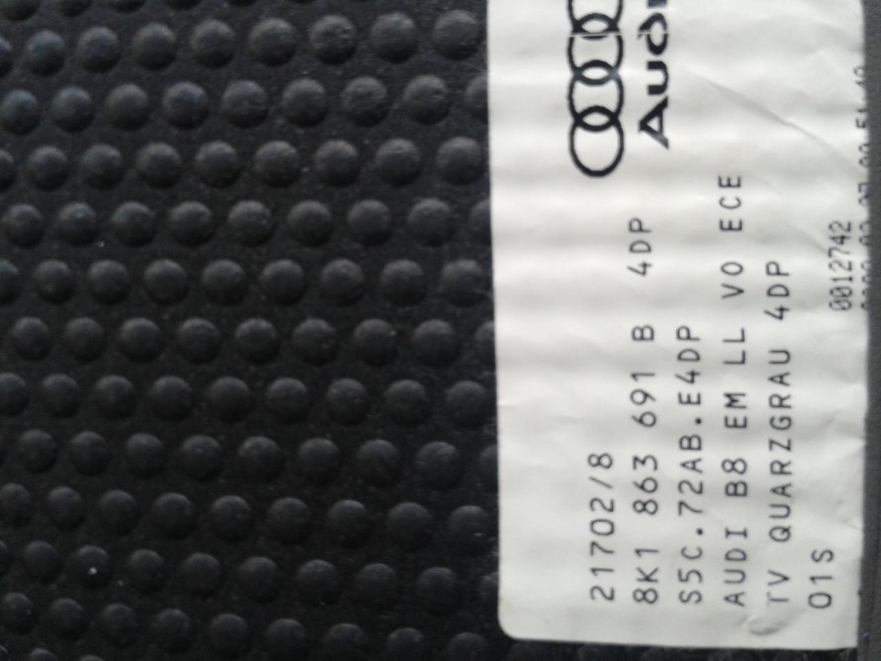 Huse si Covorase AUDI A8 d4,d3,d2, A7,A6 c7-4G,A6 c6-4f A5,A4 b8,b7,b6,b5, A3,A1, Q7,Q5,Q3