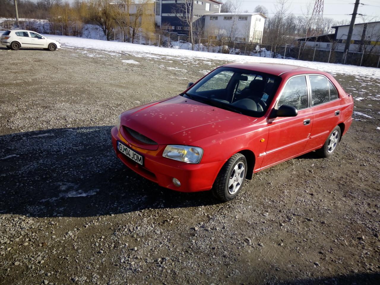 Hyundai Accent 1.3 2000