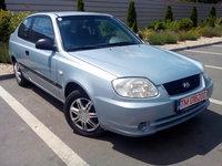 Hyundai Accent 1,3 benzina 2005