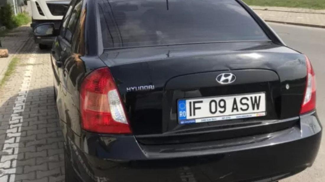 Hyundai Accent 1.4 dohc 2009
