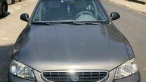 Hyundai accent 2 de 1.5 16v benzina 2005 gri