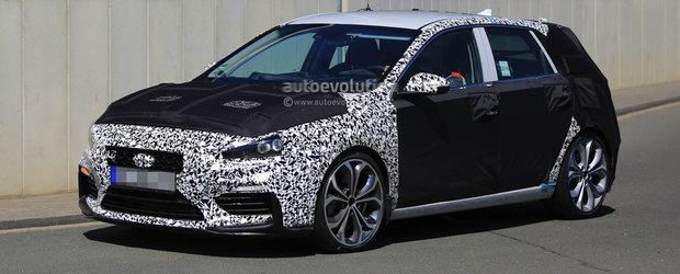 Hyundai are ac de cojocul hot-hatch-urilor. Noul i30 N confirmat cu 275 de cai putere