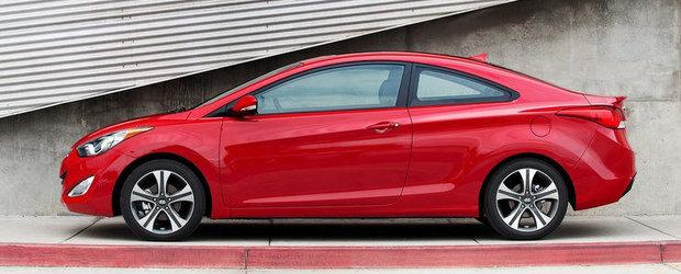 Hyundai Elantra Coupe debuteaza la Busan Motor Show 2012
