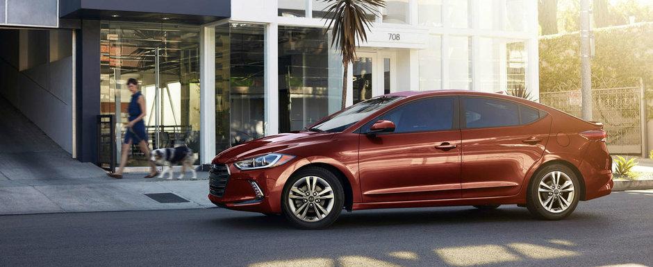 Hyundai Elantra devine mai tentanta cu ajutorul pachetului Value Edition