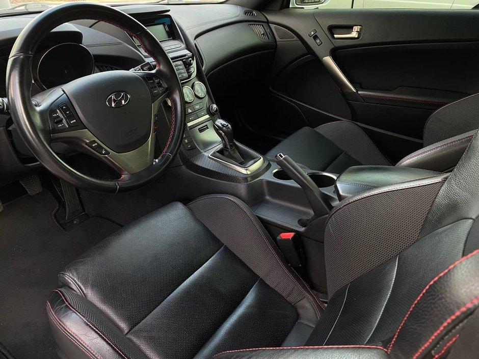 Hyundai Genesis Coupe de vanzare