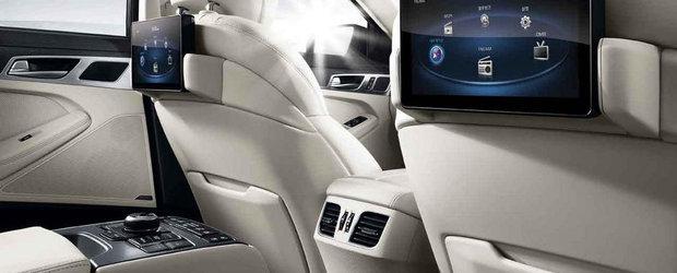 Hyundai Genesis: Limuzinele germane au un nou rival de care sa se teama!