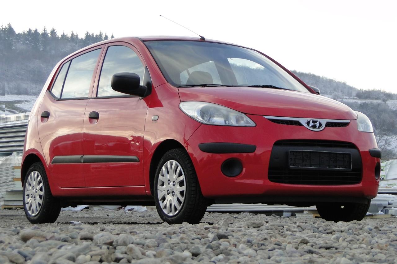 Hyundai i10 1.1benzina 2009