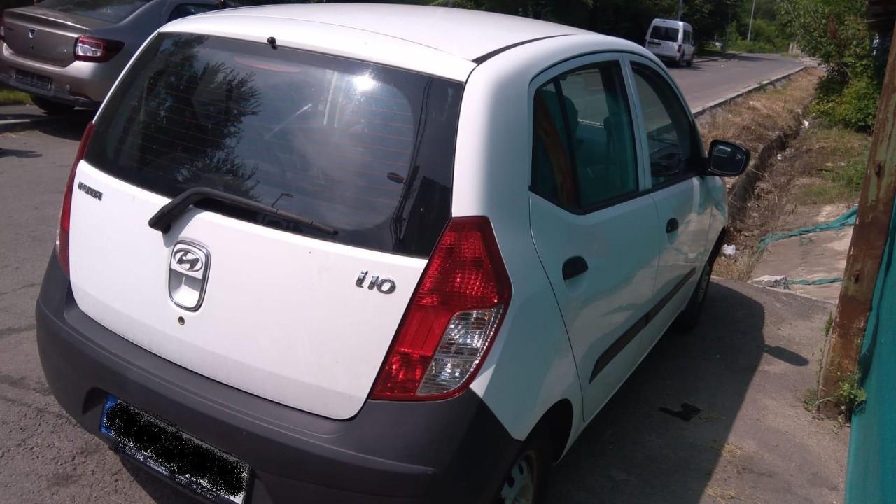 Hyundai i10 1086 cc 2008